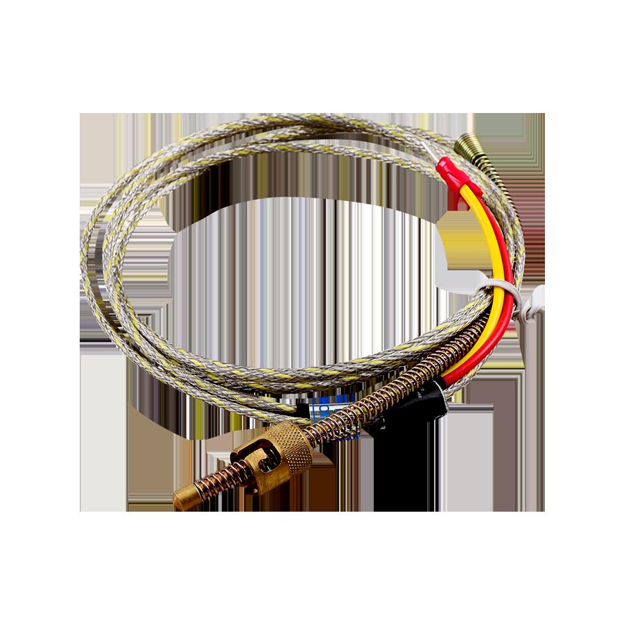 Sensor Termopar Flexível para Leitura de Temperatura
